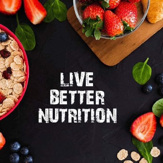 Live Better Nutrition Logo