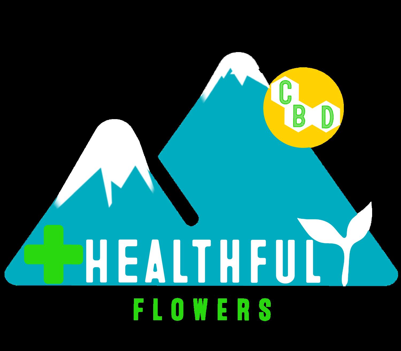 Healthful Flowers - Tucson Logo