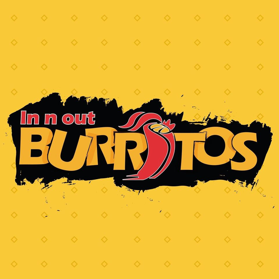 In and Out Burritos  Logo