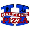 Halftime Pizza - Tezel Road Logo