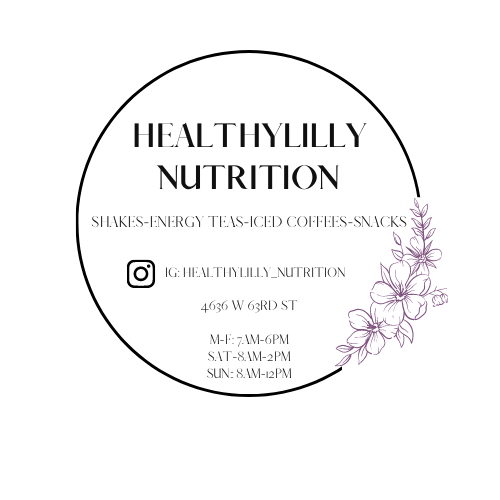 Healthylilly Nutrition Logo