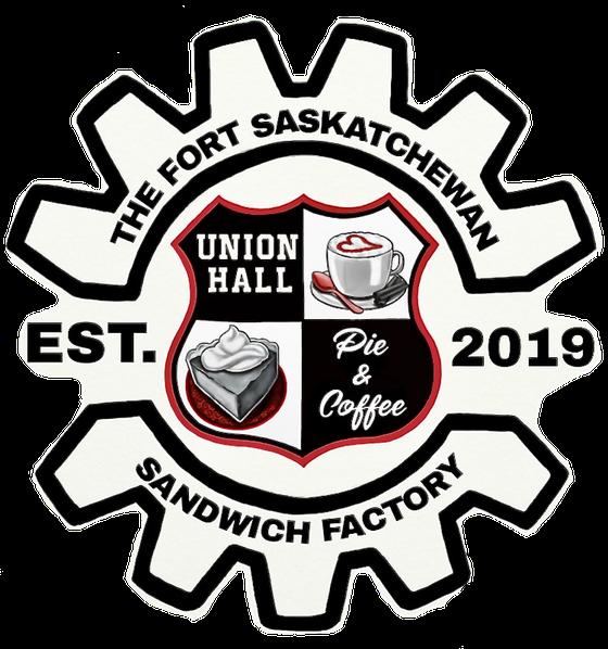 Fort Sask Sandwich Factory Logo