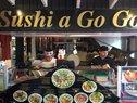 Sushi A Go Go - Los Angeles Logo