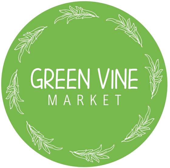 Green Vine Market  Logo