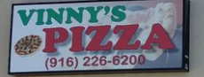 Vinny's Pizza - 3038 Auburn  Logo