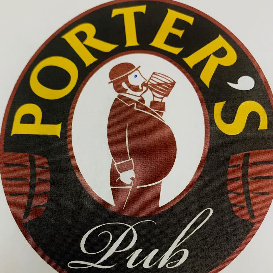 Porter's Pub Logo