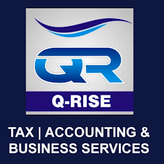 Q-Rise Tax & Business Services Logo