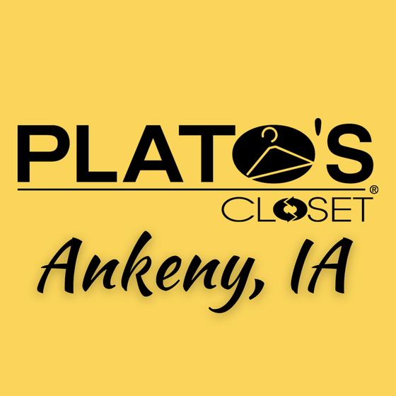 Plato's Closet - Ankeny Logo