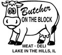 Butcher On the Block- LITH Logo