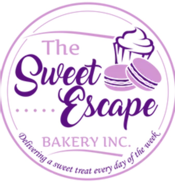 The Sweet Escape Bakery Logo