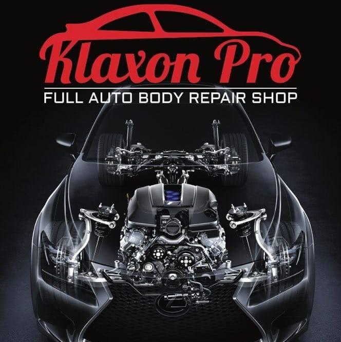 Klaxon Pro - Los Angeles Logo