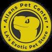 Allan's Pet Center  Logo