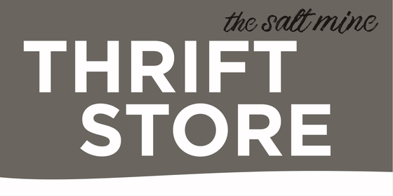 The Salt Mine Thrift Store Logo