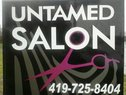 Untamed Salon Logo