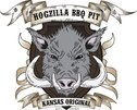 Hogzilla Bbq Pit Logo