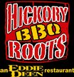 Hickory Roots BBQ Logo