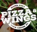 Mama Sue's Pizza & Wings Logo