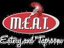 M.E.A.T Eatery and Taproom Logo