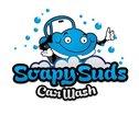 Soapy Suds Car Wash Logo