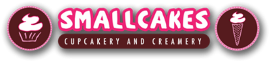 Smallcakes - Dallas Logo