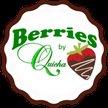 Berries By Quicha - Baltimore Logo