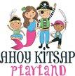 Ahoy Kitsap Playland Logo