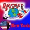 Rocket Fizz Levittown Logo