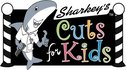 Sharkey's Cuts for Kids - Cary Logo