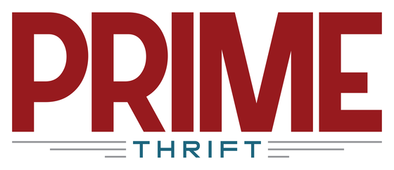 Prime Thrift Garland Road Logo
