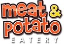 Meat & Potato Eatery- Cville Logo