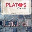 Plato's Closet- Laurel Logo