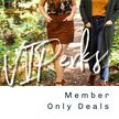Anika Burke VIPerks Rewards Logo