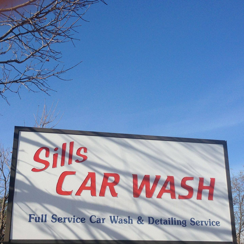 Sills Car Wash  Logo