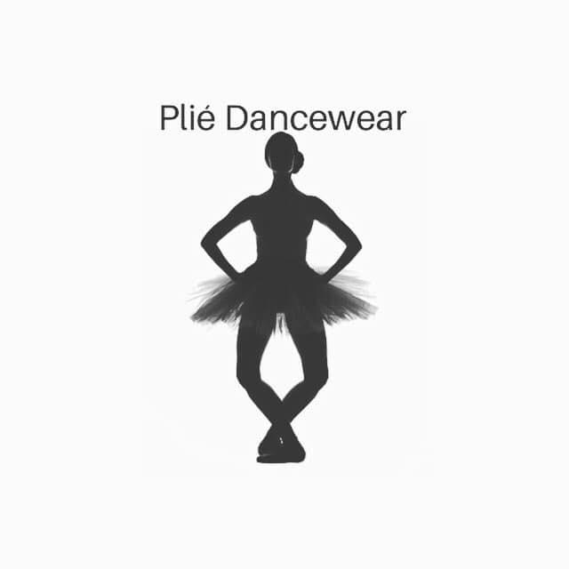 Plie Dancewear - Chicago Logo