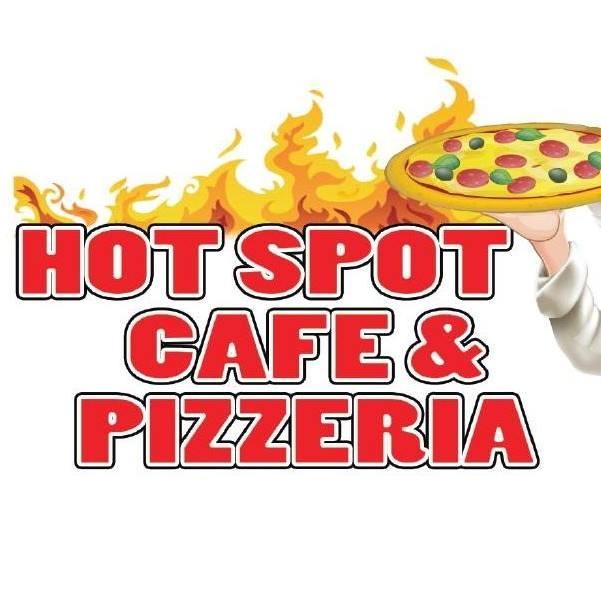 Hot Spot Pizzeria - Glendale Logo