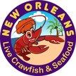 Crawfish & Seafood Rockville Logo