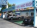 Rosecrans Car Wash - San Diego Logo
