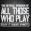 PlayItAgainSportsEvansville Logo