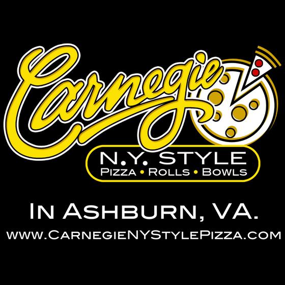 Carnegie NY Style Pizza Logo