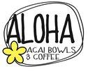 Aloha Açaí Bowls & Coffee Logo