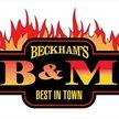 Beckham's B&M BBQ -Cleveland 2 Logo