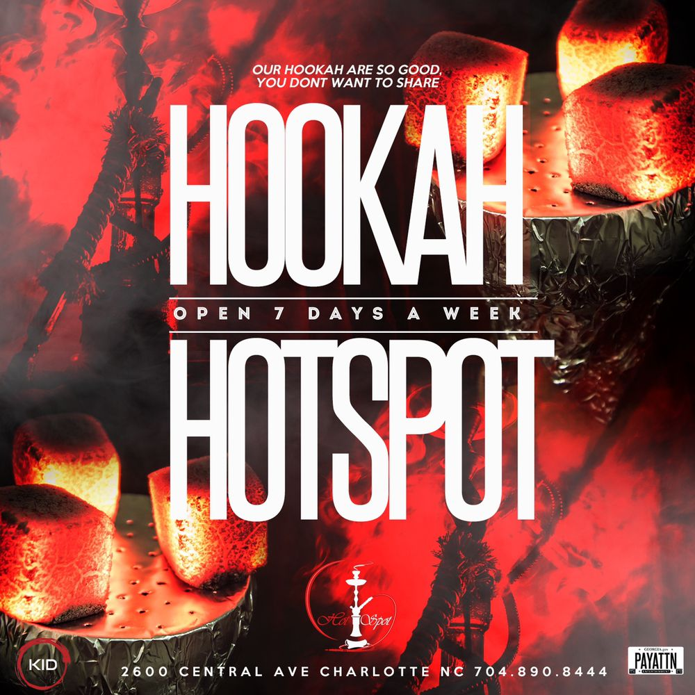 Hookah Hotspot Logo