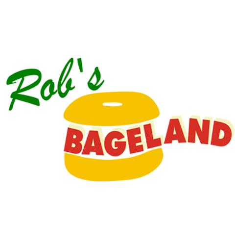 Rob's Bageland-5705 University Logo