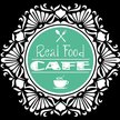 Real Food Cafe  Logo