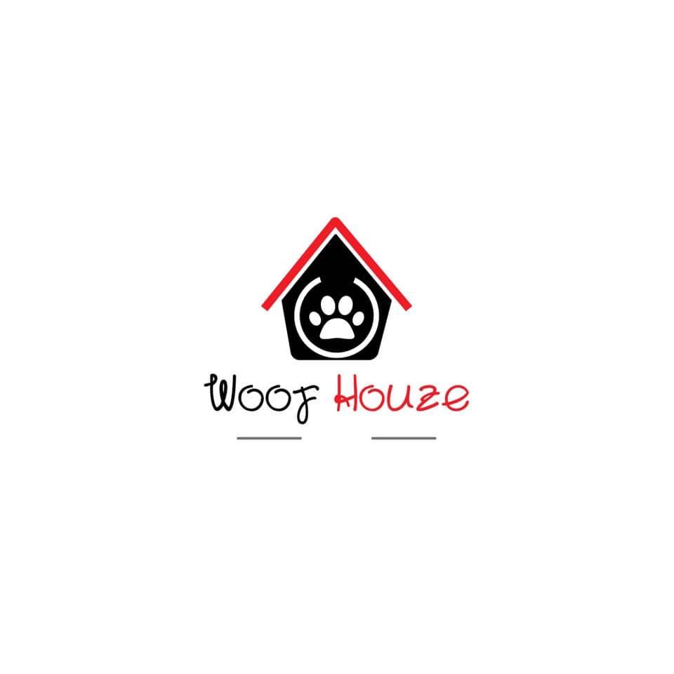 Woof Houze Logo