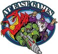 At Ease Games - San Diego Logo
