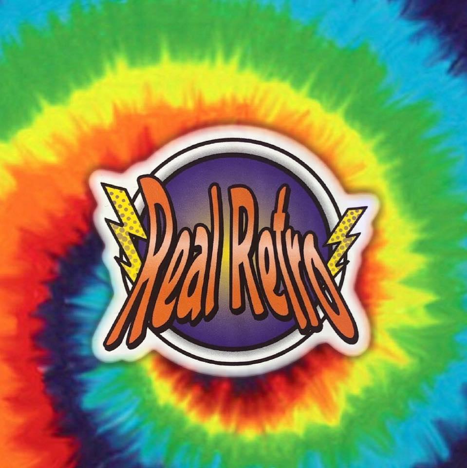 Real Retro - Clover Logo