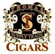 THOMAS SUPPLY TRADE CIGARS Logo