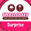 Smallcakes of Surprise Logo