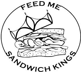 Feed Me Sandwich Kings Logo